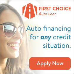 First Choice Auto Loan